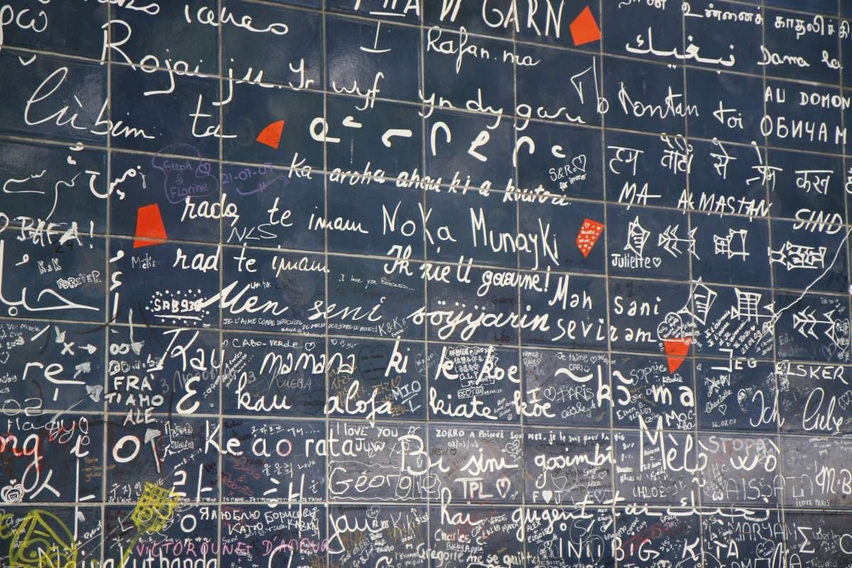 image Les plus beaux mots d'amour