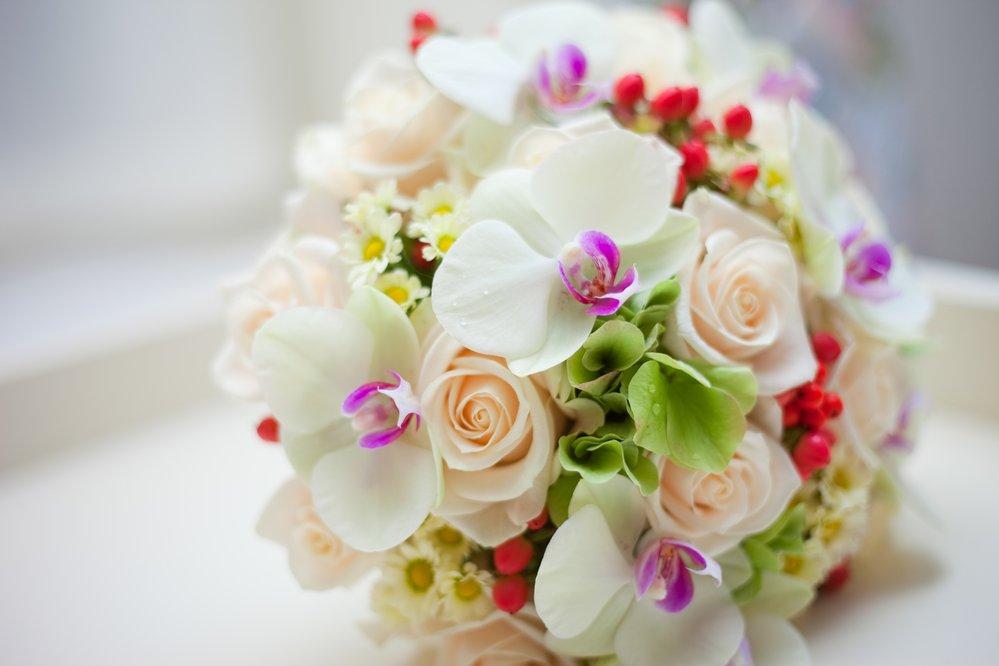 image Le bouquet de la mariée