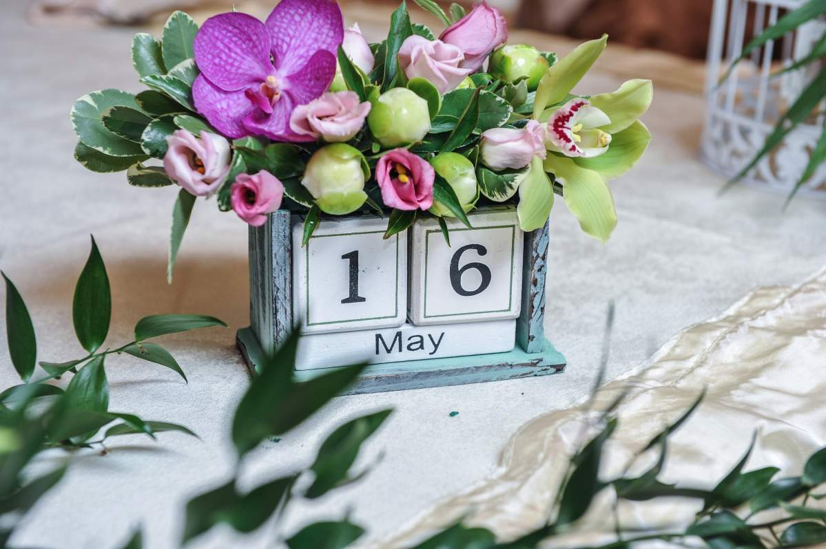 image Jour du mariage : Comment choisir la date ?