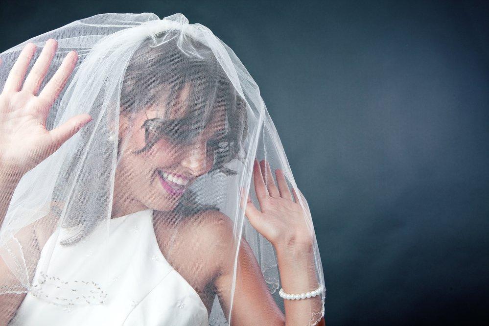 image Le voile de la mariée ?